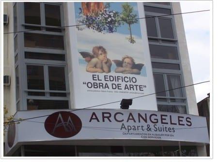 Arcangeles Apart & Suites – Rosario-Pcia.Santa Fé
